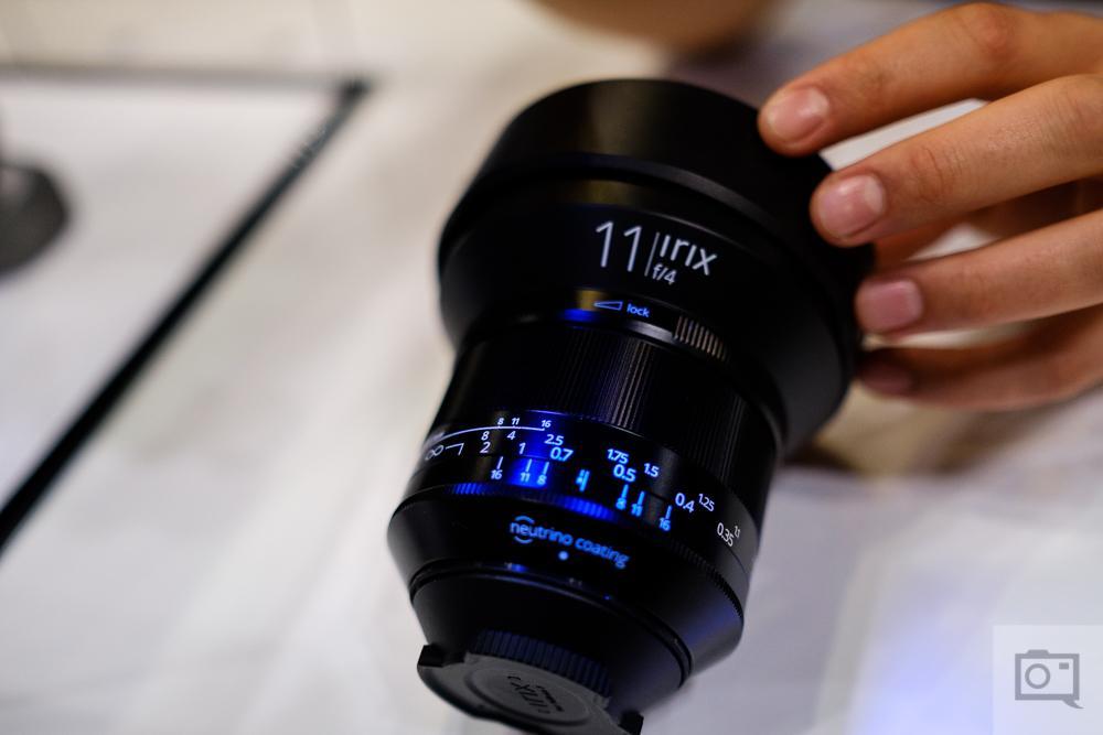 Aangekondigd: de IRIX 11mm f/4.0