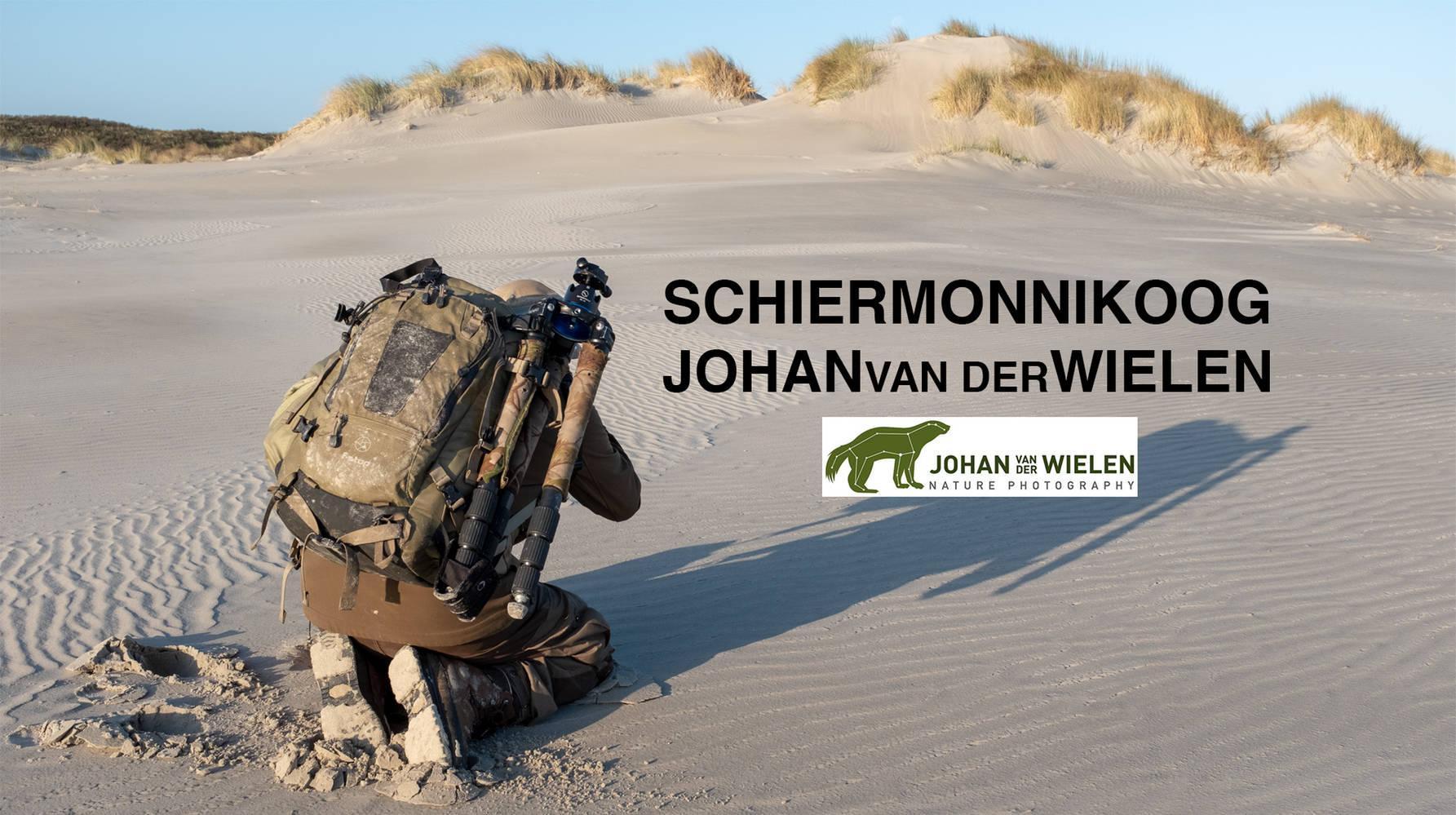Schiermonnikoog met Johan van der Wielen
