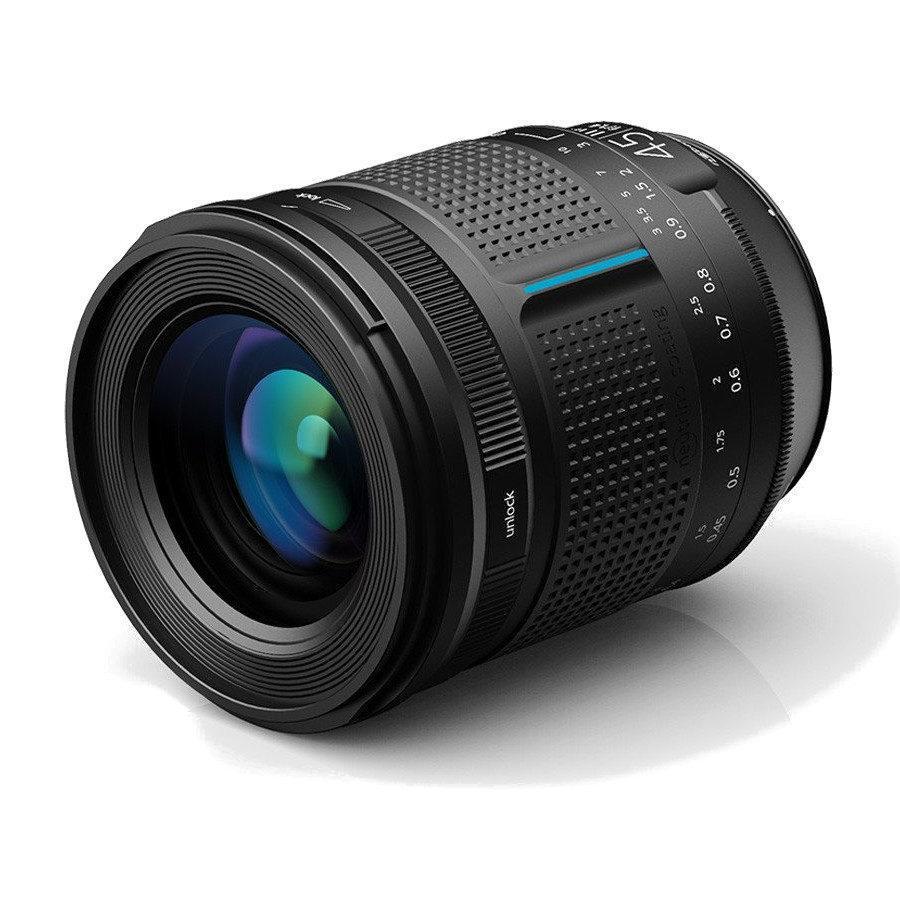 45mm Irix eerste mid-range focal length objectief