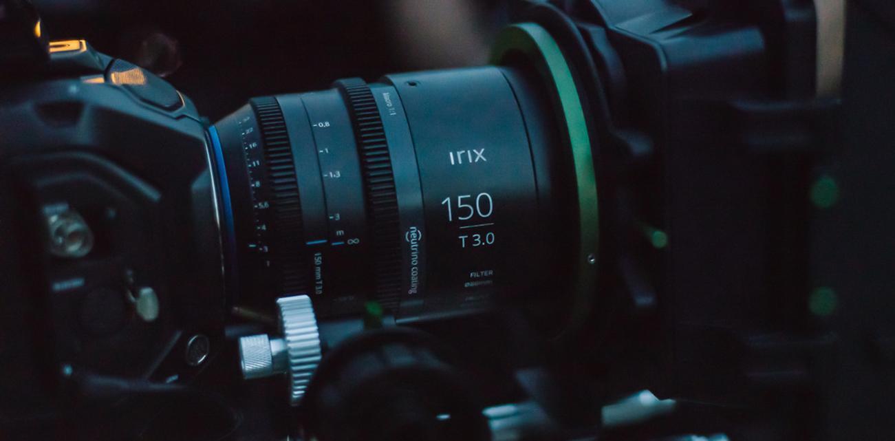 Irix professionele Cine lijn