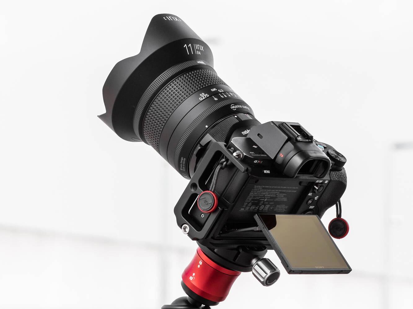 Irix 11mm f/4.0 Blackstone en Firefly